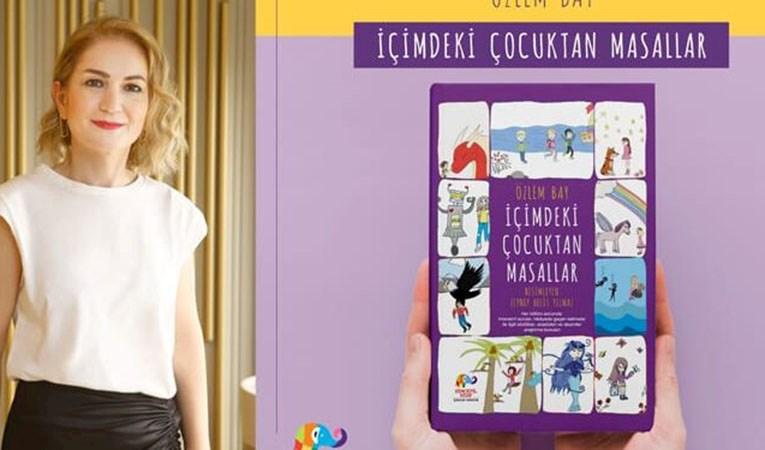 Bir gazetecinin kızlarından ilham aldığı masal kitabı: 'İçimdeki Çocuktan Masallar'