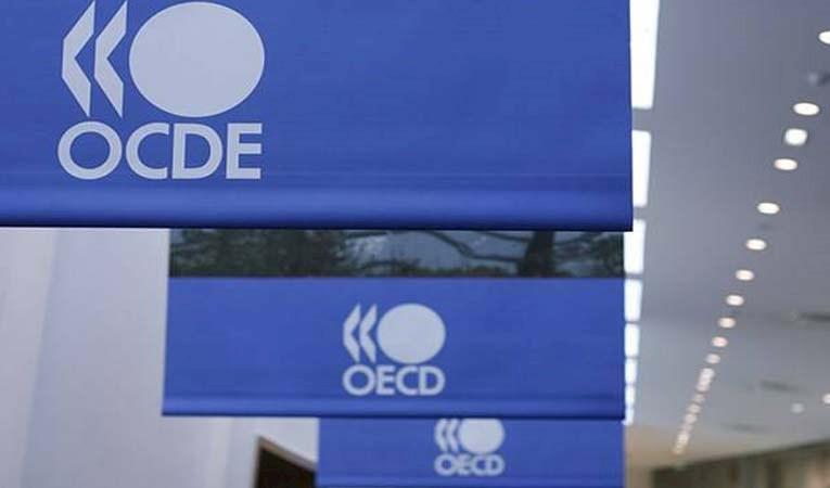 OECD: TÜRKİYE 2019'DA %0,4 KÜÇÜLECEK