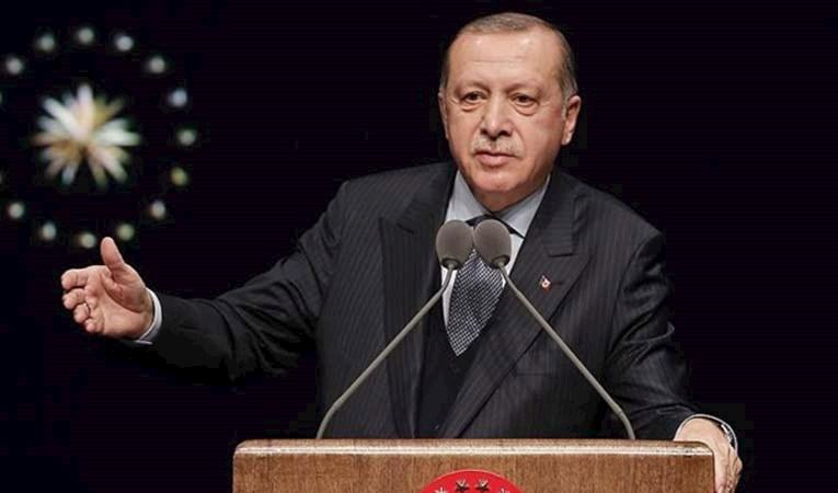 """Erdoğan'dan """"yeni anayasa"""" çıkışı: Şartlar uygun"""