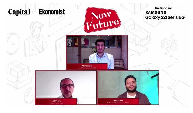 Mobil ve inovasyonda yeni gerçekler New Future'da masaya yatırıldı