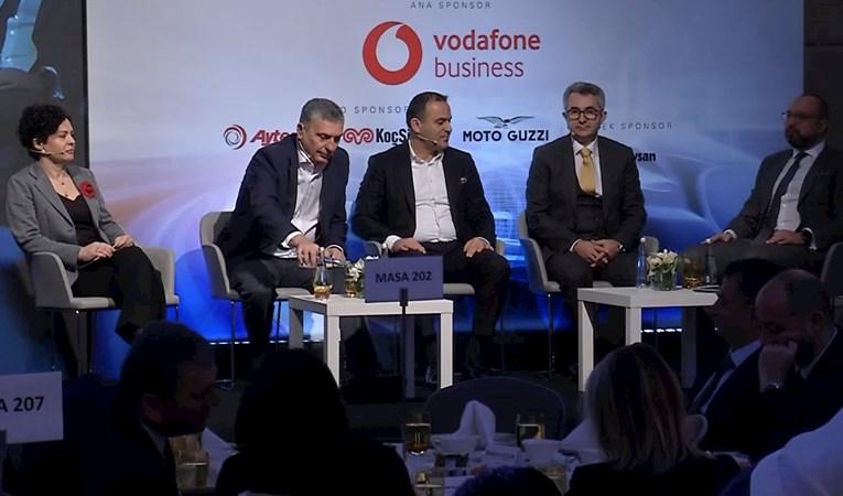 OTOMOTİVİN GELECEĞİ BULUŞMASI CEO OTURUMU