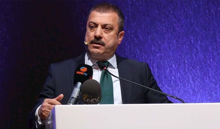 MB Başkanı Kavcıoğlu: Faiz enflasyonun üzerinde olmaya devam edecek
