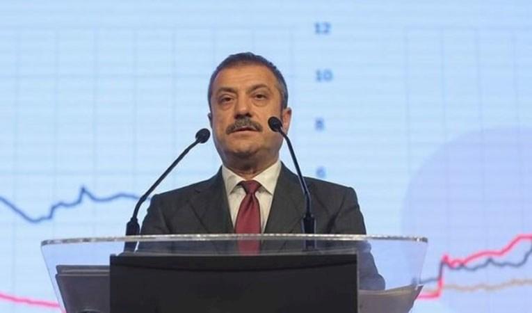 2021 enflasyon tahmini yükseldi: Merkez Bankası Başkanı Kavcıoğlu açıkladı
