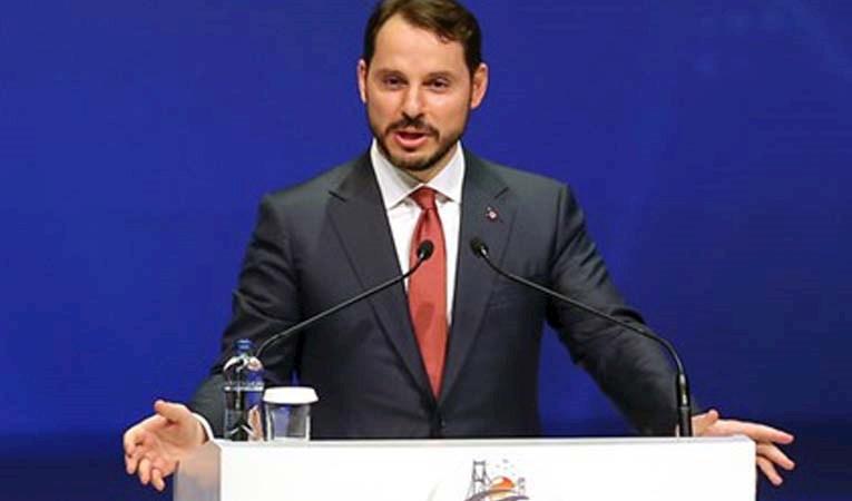 Berat Albayrak'ın sosyal medya hesabında istifa açıklaması