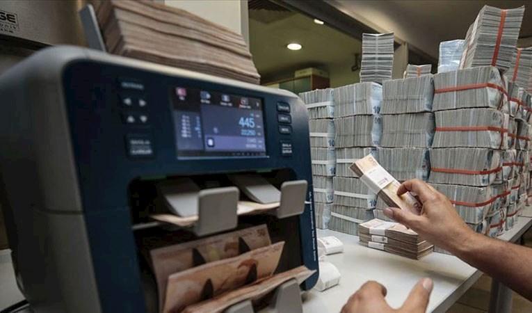 Bankacılık sektörü kredi hacmi 3 trilyon 796 milyar lira oldu
