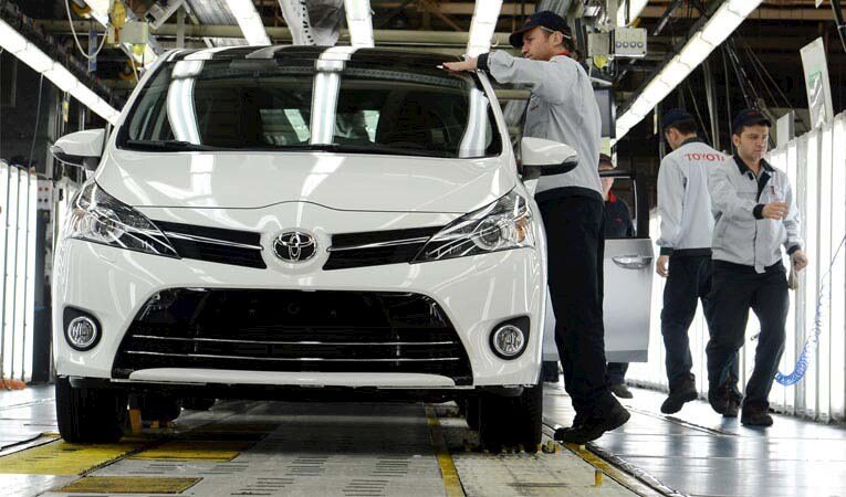 Toyota ve Mazda'dan ABD'de yeni fabrika