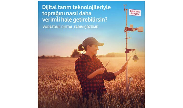 Tarımda dijital çözümler, ürün kayıplarını önlüyor