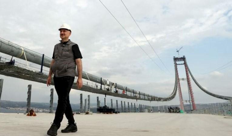 1915 Çanakkale Köprüsü'nün geçiş ücreti ne kadar olacak?