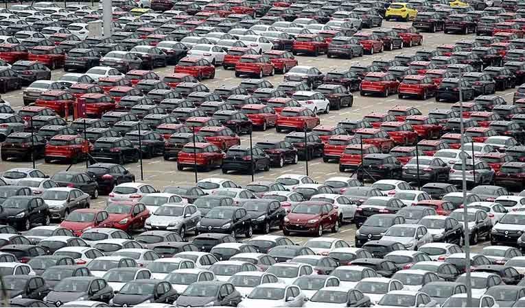 Türkiye'de otomotiv pazarı %61 büyüdü