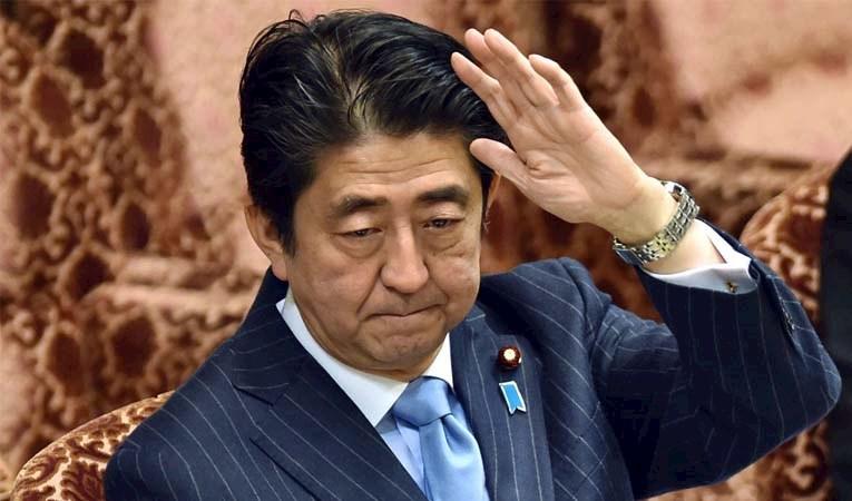 Abe'nin aleyhine dava açılmayacak