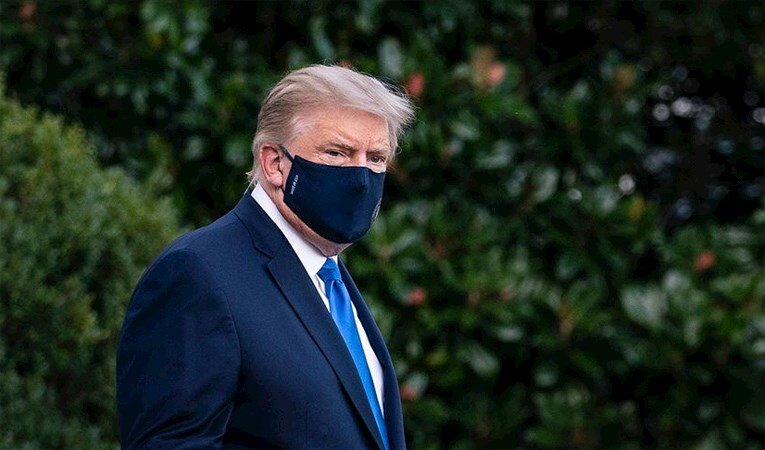 Trump'ın hastanede ilaç tedavisine başlandı