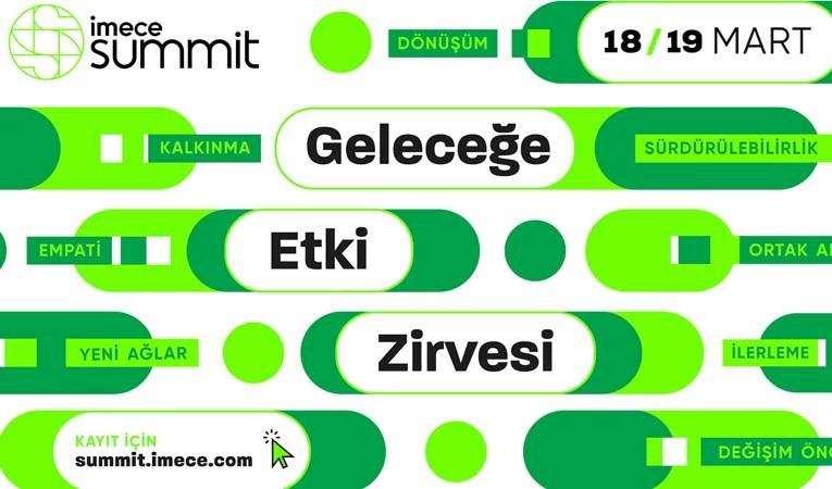 İmece Summit, 18-19 Mart'ta çevrimiçi yapılacak