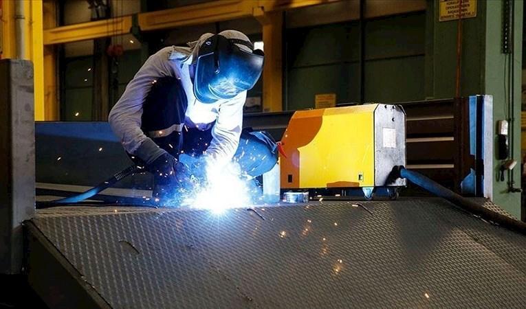 Ücretli çalışan sayısı mayısta yıllık bazda yüzde 17,2 arttı