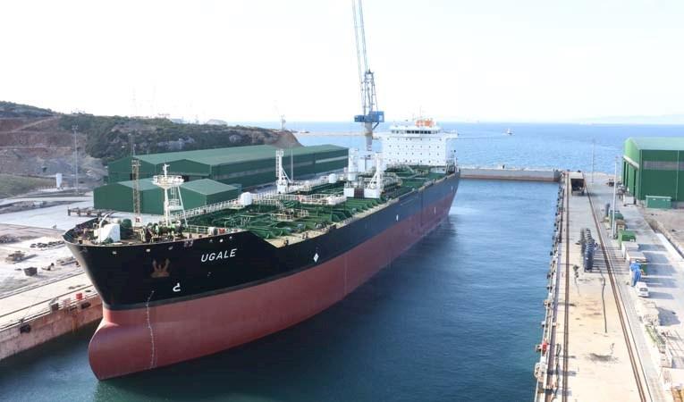 İçdaş'dan üç gemi ihracatı