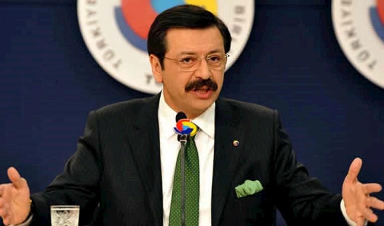 """TOBB'DAN """"YERLİ OTOMOBİL"""" MÜJDESİ"""