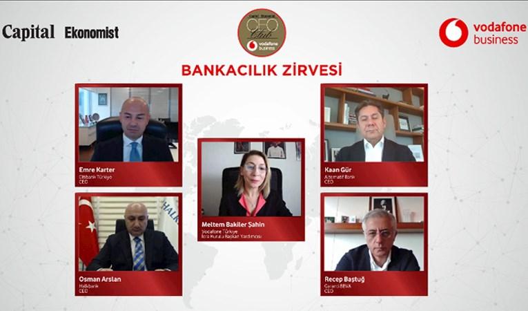 CEO Club Online Summit Bankacılık Zirvesi