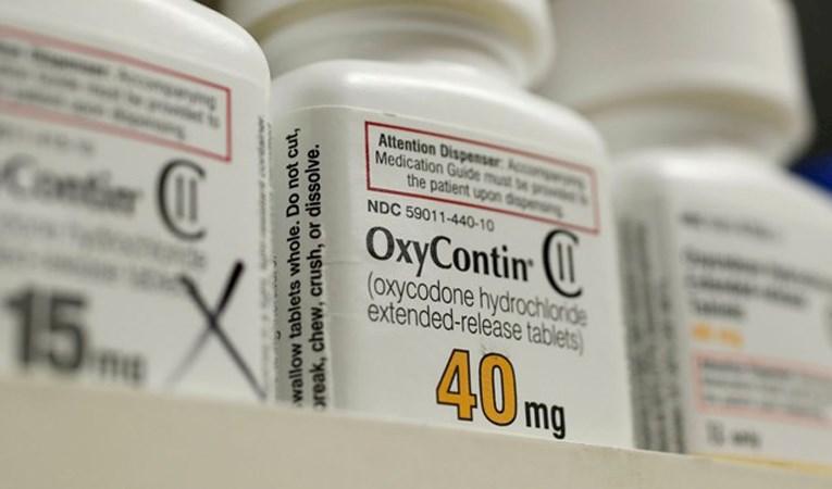 İlaç firmasına 8 milyar dolardan fazla 'bağımlılık' cezası
