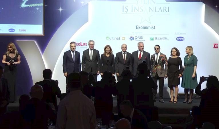 Yılın İş İnsanları Ödül Töreni 2018