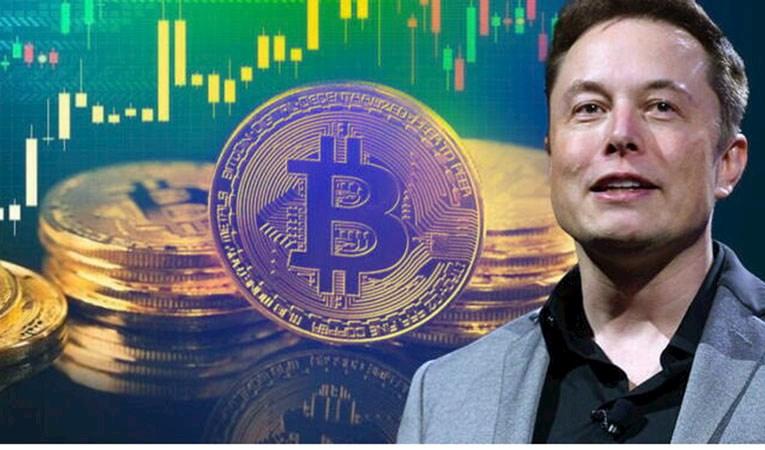 Elon Musk'tan 2 tweet: Kırık kalp paylaştı, Bitcoin çakıldı