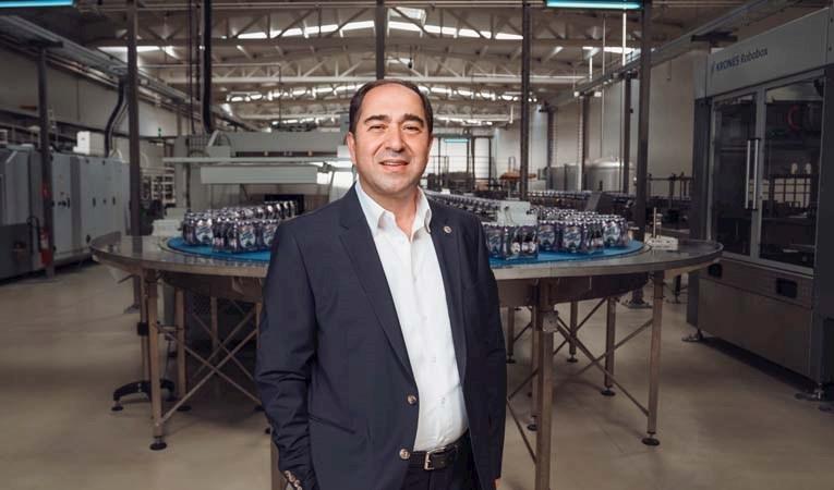 Beypazarı Maden Suyu YKB Ercan: İhracatta hedef büyüttük