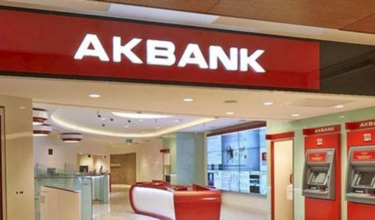 Akbank'tan mesai açıklaması