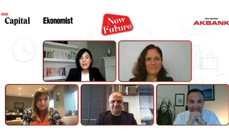 New Future'da dijitali şekillendiren teknolojiler konuşuldu