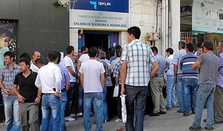 İşsizlik Kasım döneminde %12,7 oldu