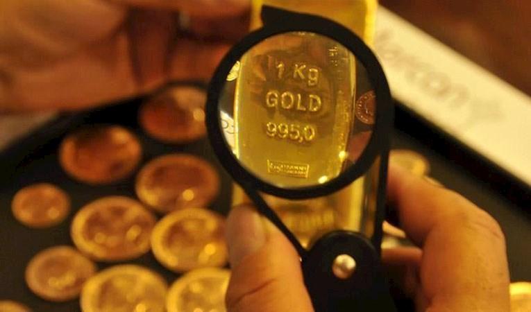 Gram altın 510,4 liradan döndü, 504 lira seviyesinde