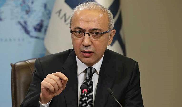Bakan Elvan açıkladı: Kapalı işletmelerin vergisi ertelendi