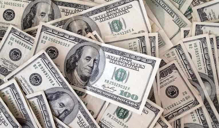 Dolarda tarihi seviye