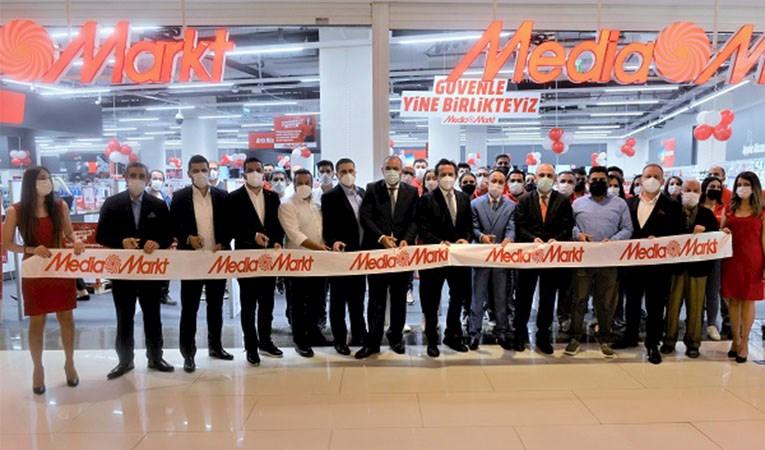 MediaMarkt, Van'daki ilk mağazasını açtı