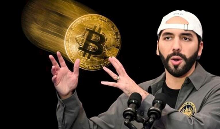 Bitcoin'de tarihi gün! İlk kez bir ülkenin resmi para birimi oldu