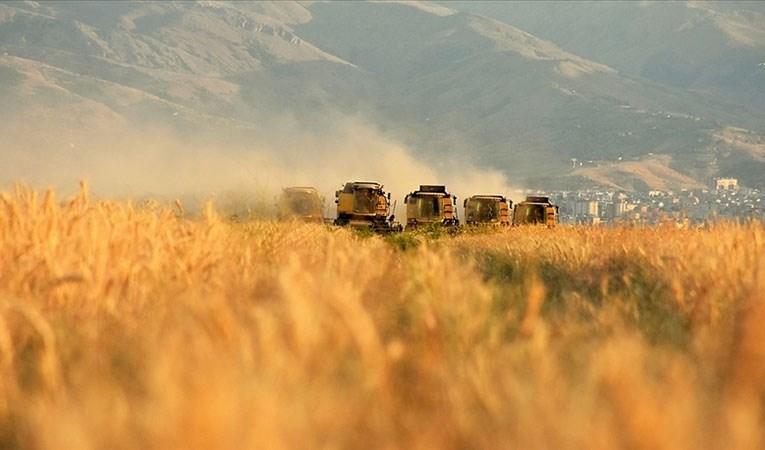 Tarımda üretici fiyatları yüzde 24,69 arttı