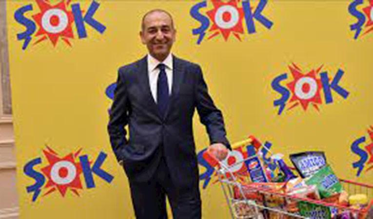 ŞOK Marketler, ilk çeyrekte net satışlarını 6,4 milyar TL'ye çıkardı