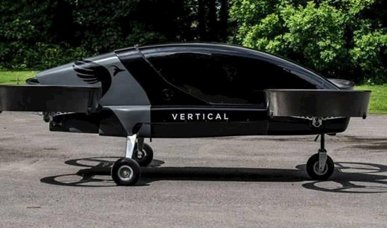 Uçan araba geliştiren şirkete yatırım desteği