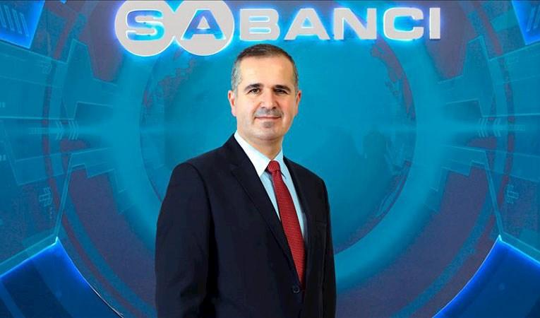 Sabancı Holding CEO'su Cenk Alper: Sürdürülebilirlik için çalışıyoruz