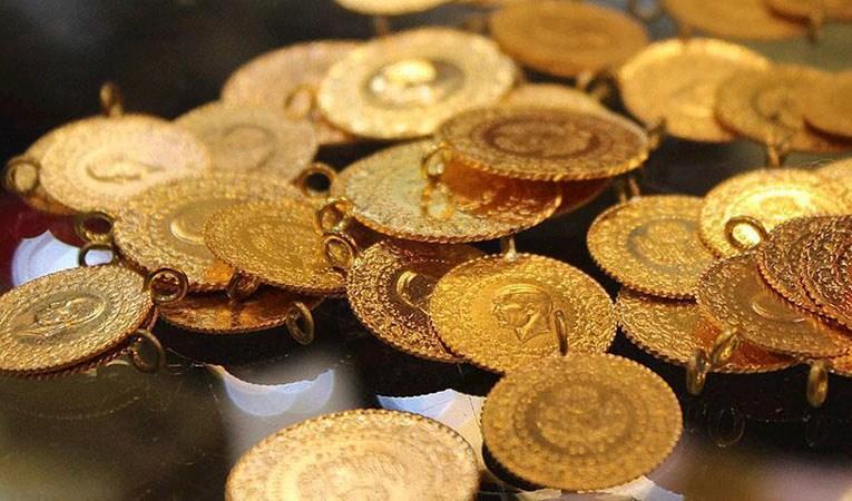 Altının gramı 521 lira seviyesinden işlem görüyor