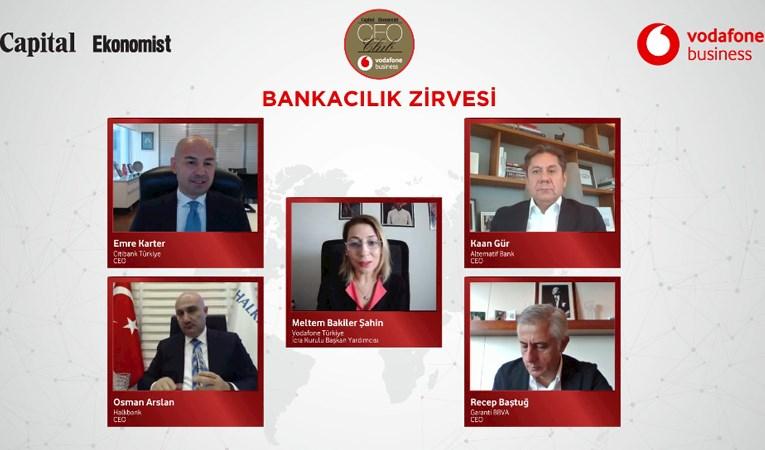 Bankacılık Sektörünün 2021 Ajandası CEO Club'da Konuşuldu