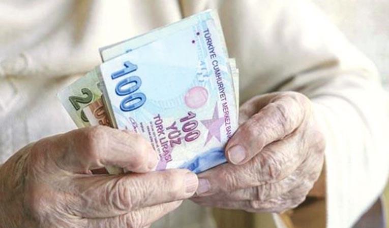 Emeklinin zam oranı belli oldu