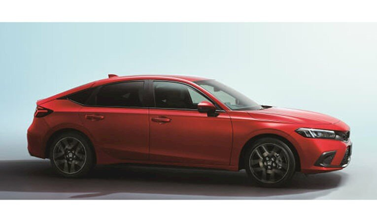 Yeni Honda Civic Hatchback, Avrupa'ya sadece hibrit motorla gelecek