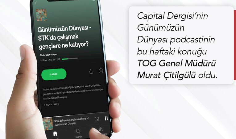 """""""GENÇLERİN DÖNÜŞTÜRME GÜCÜ VAR"""""""