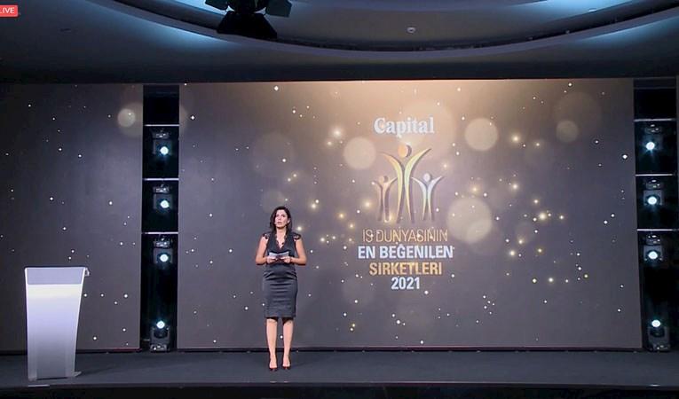 En Beğenilen Şirketler Ödül töreni başladı: CANLI