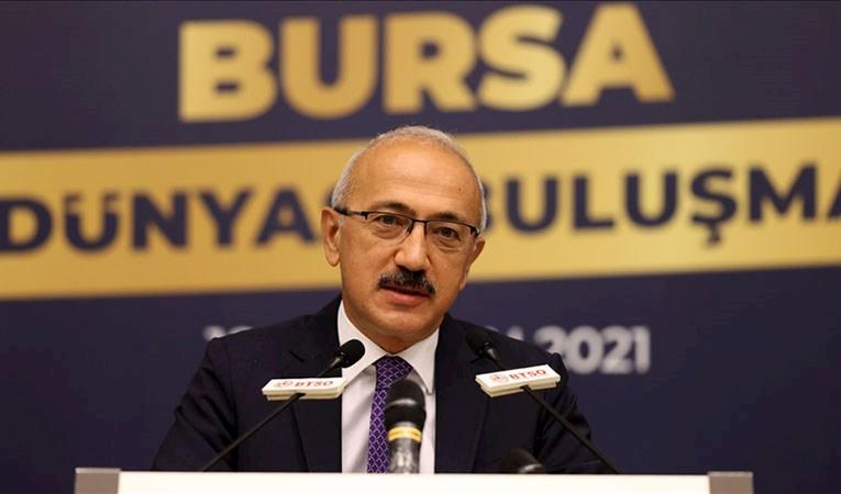 Bakanı Elvan: Kısa vadeli kazanımlar uğruna enflasyon hedefimizden kopmayacağız