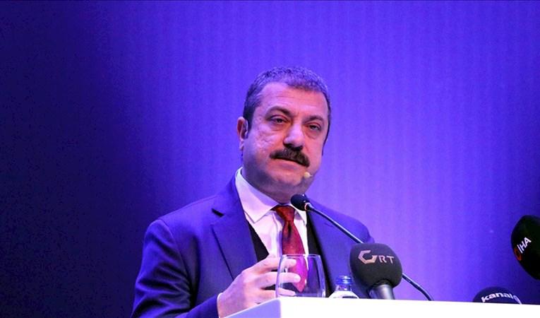 Merkez Bankası Başkanı Kavcıoğlu'ndan sıkı parasal duruş mesajı