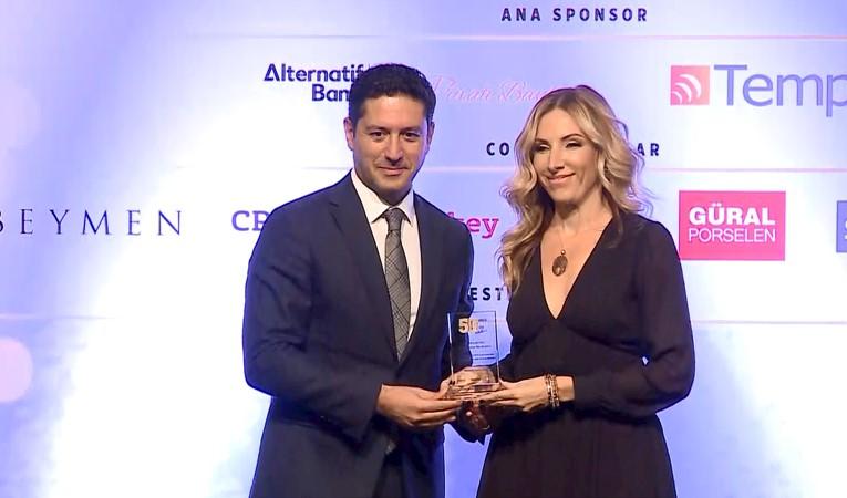 50 Güçlü Kadın CEO Zirvesi ve Ödül Töreni 2. bölüm