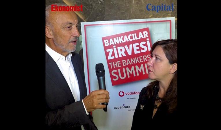 CEO CLUB BANKACILAR ZİRVESİ AKIN ÖNGÖR ROPÖRTAJI 2. KISIM