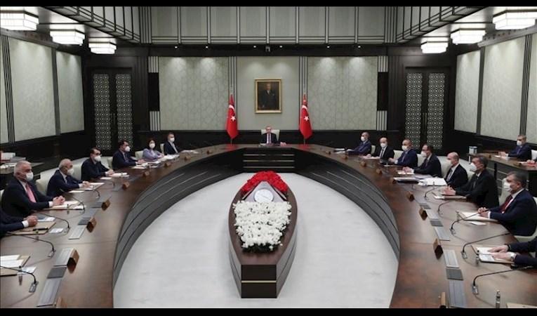 Cumhurbaşkanlığı Kabinesi toplandı: Gündemde hangi konular var?