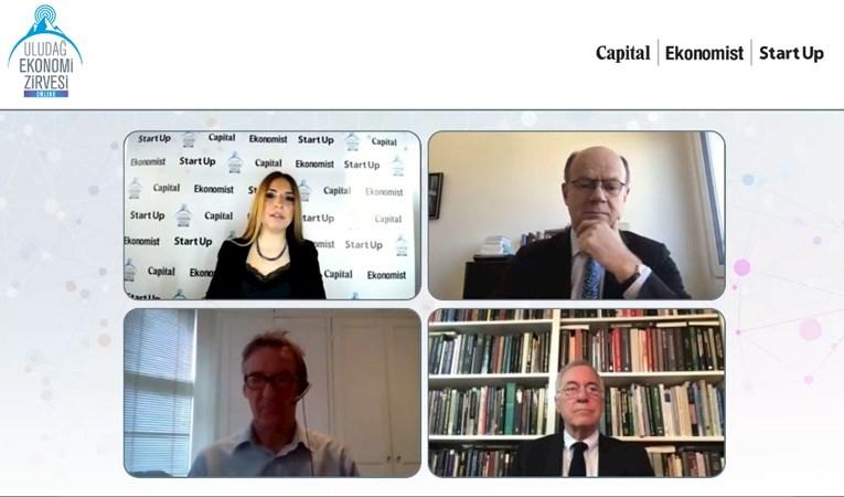 Global Ekonomi 2021 & Gelecek oturumu