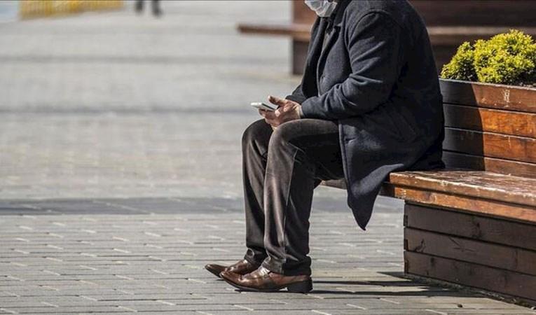 Türkiye'de her 10 kişiden 1'i emekli