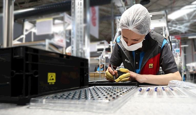 Dev şirketlerin yatırımlarıyla Türkiye telefon üretim üssü haline geliyor